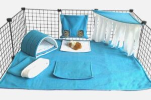 guinea pig cage liners