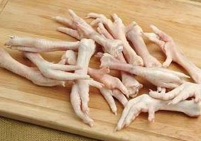 chickens feet for dogs