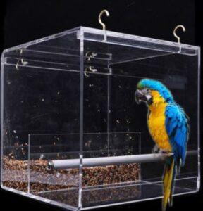 suction cup bird feeder